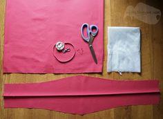 o rety! czyli zszyć, rozpruć i tak dalej... czyli blog o szyciu i przeróbkach: Jak uszyć rozkloszowaną spódnicę z zakładkami? Tut...