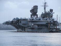 american war ships in Sydney