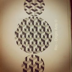 dot work geometric - Buscar con Google