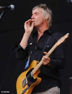 The Modfather, Paul Weller Good Music, My Music, Band On The Run, The Style Council, Paul Weller, Sing To Me, Look At You, Music Bands, Punk Rock