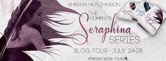 Seraphina's Awakening (Book One) Seraphina's Initiation (Book Two) Seraphina's Vengeance (Book Three) - Coming Sept 2017 Auth. Blitz, Awakening, Tours, Livros