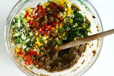 Salată de vinete libaneză | Rețete - Laura Laurențiu Acai Bowl, Health Fitness, Cooking, Breakfast, Food, Fine Dining, Acai Berry Bowl, Kitchen, Morning Coffee
