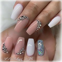 Neutral Nail Polish Gelish is the gel nail polish that won't ruin your nails after removal Picture Credit Neutral Nail Polish, Gold Nail Polish, Gel Polish Colors, How To Do Nails, My Nails, Nail Decorations, Cute Nail Designs, Perfect Nails, White Nails