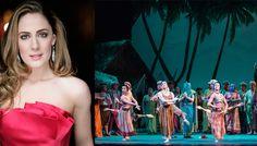 Sydney Mancasola on the life of an opera singer