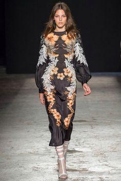 Francesco Scognamiglio Spring 2015 Ready-to-Wear Fashion Show Collection