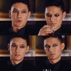 Harry Shum Jr as Magnus Bane