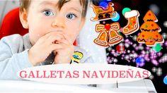 VLOGMAS - COMO HACER GALLETAS DE NAVIDAD