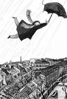 El paraguas mágico - anuskaallepuz