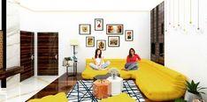 villa interiors for jain family Architects, Villa, Vibrant, Contemporary, Interior Design, Furniture, Home Decor, Nest Design, Decoration Home