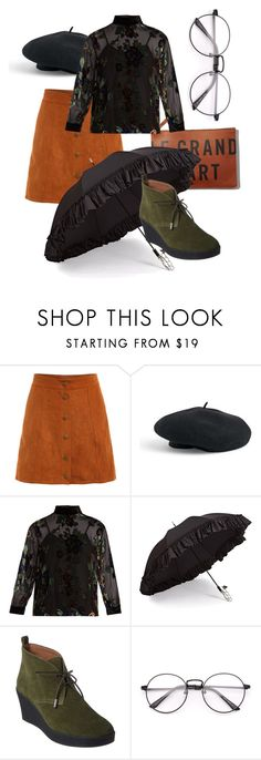 """fall outfit"" by eline-beekhuis on Polyvore featuring Venus, Clare V., MASSCOB, Gizelle Renee and Donald J Pliner"