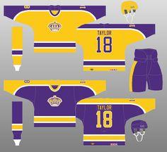 Los Angeles Kings - The (unofficial) NHL Uniform Database Hockey Sweater, La Kings Hockey, Hockey World, Hockey Mom, Ice Hockey, We The Kings, Pittsburgh Penguins Hockey, Nhl Jerseys, Architecture Quotes