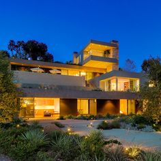 Luxe Beverly Hills home for sale.