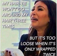 9 Beauty Situations That Make You Want to Cry Like Kim Kardashian (via the sparkly life!)