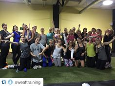 NEW Cincinnati Spring Mixer: A Healthier You @ SWEAT TRAINING BOOTCAMP!