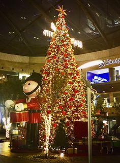 Christmas Tree, Holiday Decor, Home Decor, Teal Christmas Tree, Holiday Tree, Xmas Tree, Interior Design, Home Interior Design, Home Decoration