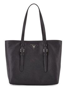a45ba69fa720bc PRADA: SAFFIANO SOFT TOTE Rent this designer handbag at www.ArmGem.com now