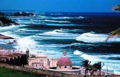 Cruise to San Juan, Puerto Rico
