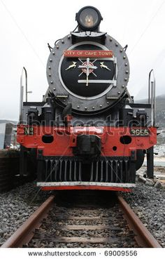 South African Railways, Old Steam Train, Abandoned Train, Cape Town South Africa, Steam Engine, Steam Locomotive, Train Tracks, Tall Ships, Old Things