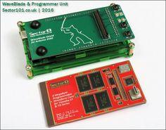 Sector101 WaveBlade 8MB Waveform Card & Programmer for Yamaha SY / TG / RM