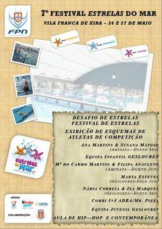 Piscina Mun. de Vila Franca de Xira: 7º Festival de Estrelas do Mar