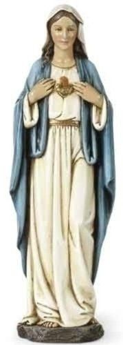 Renaissance Collection Joseph's Studio by Roman Exclusive Immaculate Heart of Mary Figurine 10-Inch