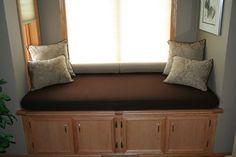 Custom Indoor Cushions Window Bencheswindow Seat