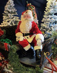 Santa Claus, Colonial Williamsburg IMG_8710 | Flickr - Photo Sharing!
