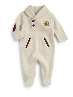 Ralph Lauren Infant's Shawl Coverall