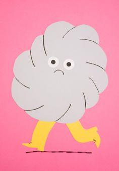 sad walkin' cloud: puño