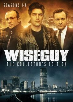 Wiseguy, starring Ken Wahl. One of the best shows ever. I could hardly wait for the new episode each week.