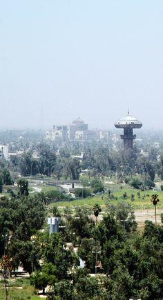 Baghdad tourist island  جزيرة بغداد السياحية