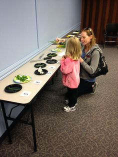 The Show Me Librarian: Recipe Swap: A Children's/Adult Programming Collaboration