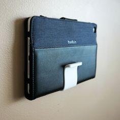 3D printed Wall mount multi purpose holder, WallTosh