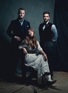 THE LONE BELLOW TO RELEASE SELF-TITLED ALBUM