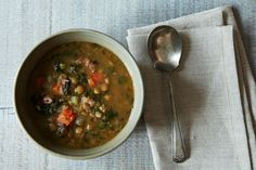 Lentil and Sausage Soup for a Cold Winter's Night recipe on Food52