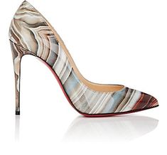 4039770183a0 We Adore  The Pigalle Follies Patent Leather Pumps from Christian Louboutin  at Barneys New York