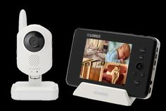 (CLICK IMAGE TWICE FOR DETAILS AND PRICING) Infant baby monitor with wireless camera. Infant baby monitor with a wireless monitor, remote Skype™ viewing, and video recording. See More Video baby monitor at http://www.ourgreatshop.com/Video-baby-monitor-C234.aspx