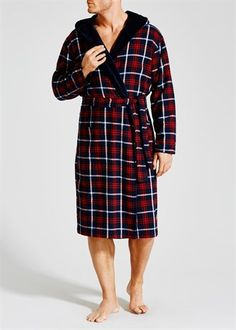 Reversible Dressing Gown