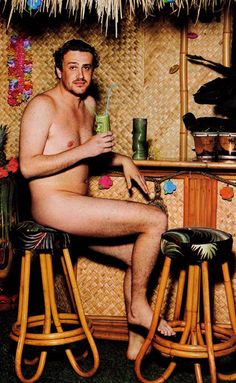 Jason Segel. He makes nudity look vulnerable, not vulgar. Love himmmmm.