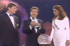 Denise Floreano - Miss Venezuela, dentro del Top 6 en el Miss Universe 1995 by Antoni Azocar
