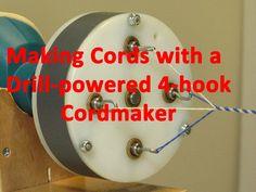 Making cords for ply-split braiding
