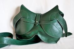 Mini butterfly shoulder/hip bag by imperfectindulgence on Etsy, $140.00