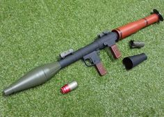 At4 Rocket Launcher | SHI AT-4 Airsoft Grenade Launcher ...Rpg Paintball Gun