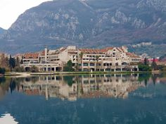 Why is it an abandoned hotel in Kotor in Montenegro and how does it look today?