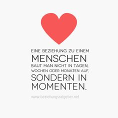 sweet quotes friendship - süße zitate freundschaft Quotations Relationship – A relationship with another person is not established in days, weeks or months, but in moments Words Quotes, Love Quotes, Sayings, German Quotes, Life Guide, Something To Remember, Sweet Quotes, Love Messages, True Words