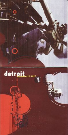 Detroit Rave Flyer