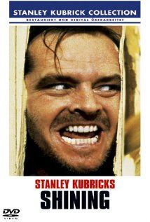 The Shining!!! Another one of my top 5 horror movies of all times! Stephen Kings writing, Kubrick's style and Jack Nicholson's brilliant psychosis makes this one of the best movies ever!!! I know that King was not happy about how it came out and did a remake that was more to his liking, but it was definitely not as brilliant or intense as the original.