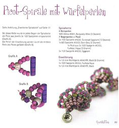 Free Beading Tutorials, Beading Patterns Free, Beaded Jewelry Patterns, Beading Projects, Seed Bead Crafts, Beading Techniques, Necklace Tutorial, Bead Weaving, Bracelets