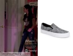 Switched at Birth: Season 4 Episode 11 Bay's Slip on Shoes