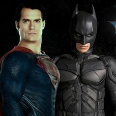 Batman & Superman  this will either be Batmazing or will be the Dark Knights kryptonite.
